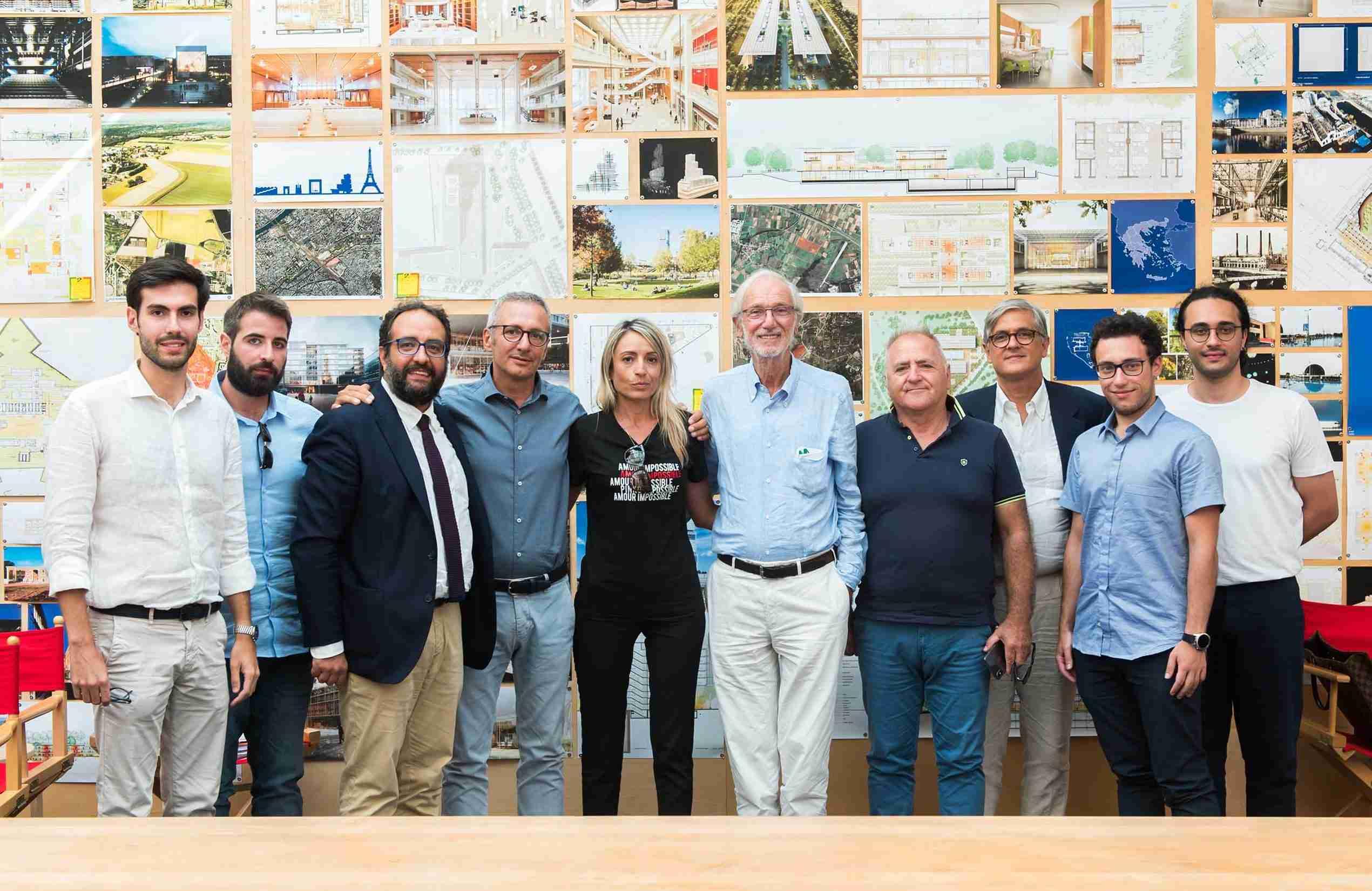 Architetto Catania Lavoro g124, renzo piano torna in sicilia - focusicilia