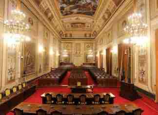 Assemblea regionale siciliana sala d'Ercole