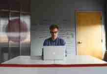 Startup: un giovane imprenditore