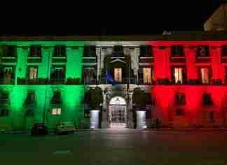 Palazzo d'Orleans, sede del governo regionale a Palermo