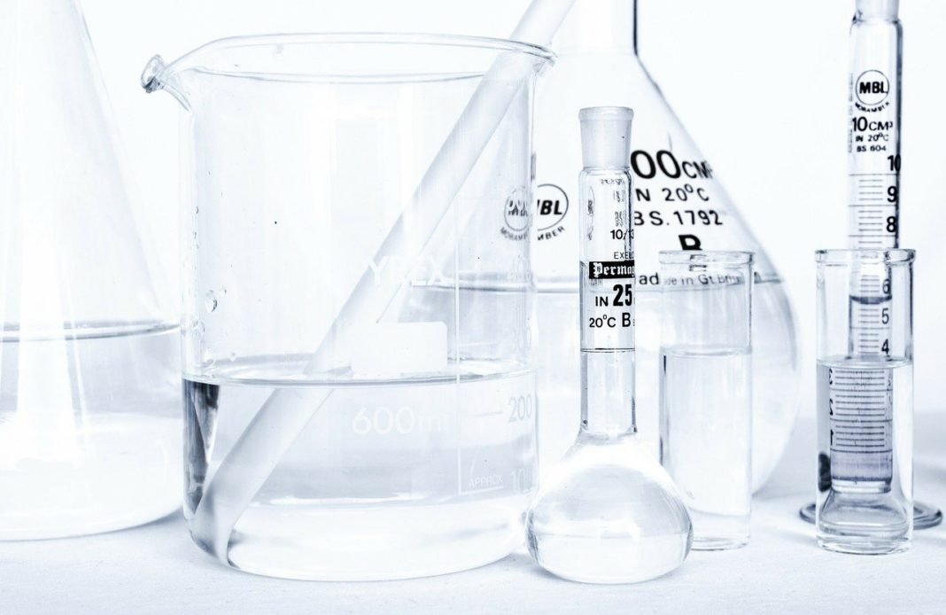 Ricerca scientifica in laboratorio
