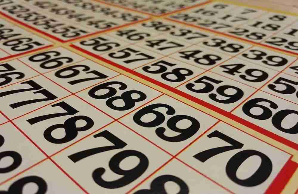 Cartelle bingo