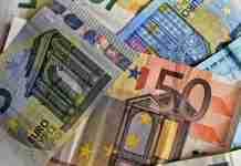 Euro, banconote